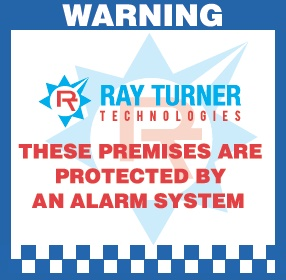 alarm warning signs